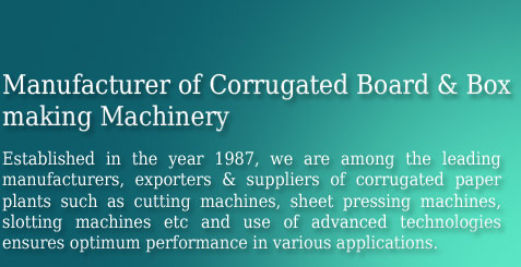 About Natraj Machinery
